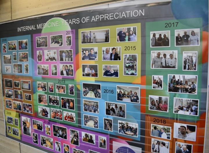 Internal Medicine 13th Annual Employee Appreciation Day – Making the