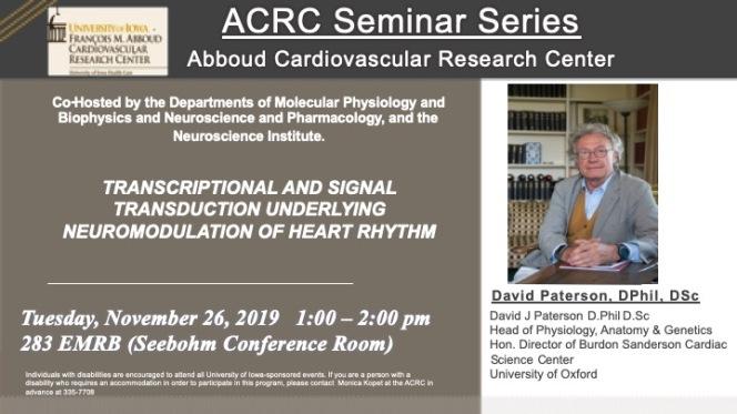 ACRC Seminar Series Nov 26 - CCOM digital