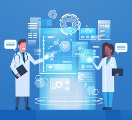 Medical Data Illustration